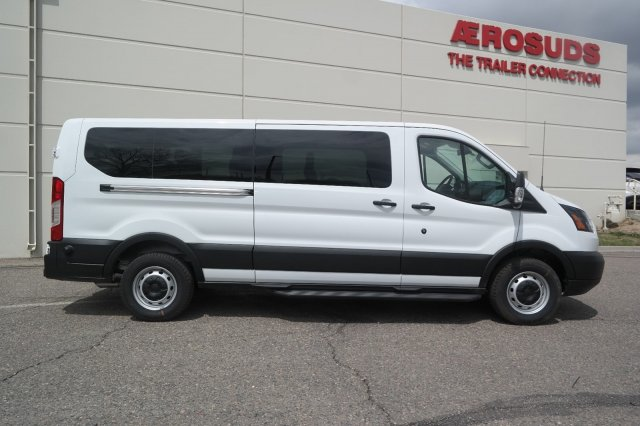 2019 Transit 350 Low Roof 4x2,  Passenger Wagon #00060554 - photo 3