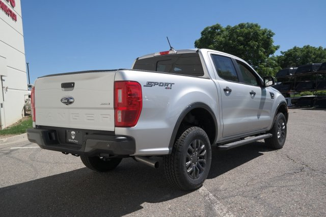 2019 Ranger SuperCrew Cab 4x4,  Pickup #00060557 - photo 2