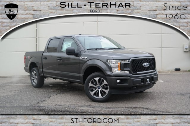 2019 F-150 SuperCrew Cab 4x4, Pickup #00060650 - photo 1