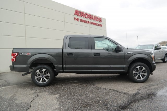 2019 F-150 SuperCrew Cab 4x4, Pickup #00060650 - photo 3