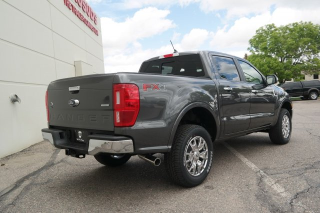 2019 Ranger SuperCrew Cab 4x4,  Pickup #00060654 - photo 2