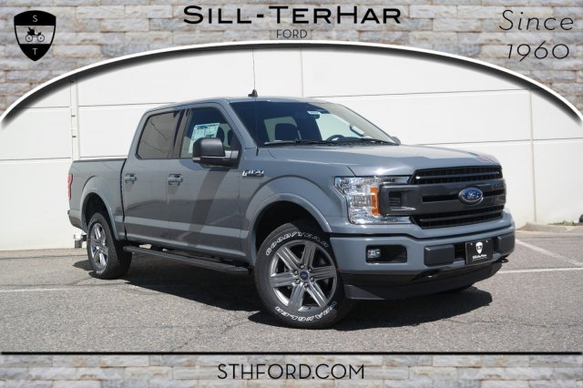 2019 F-150 SuperCrew Cab 4x4, Pickup #00060681 - photo 1