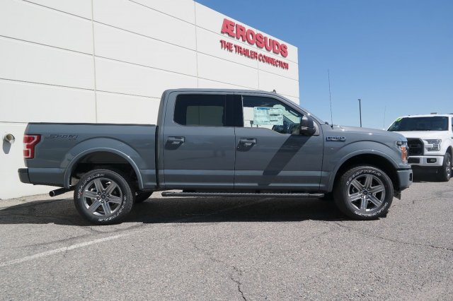 2019 F-150 SuperCrew Cab 4x4, Pickup #00060681 - photo 3