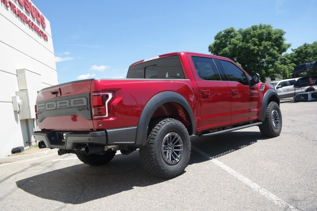 2019 F-150 SuperCrew Cab 4x4,  Pickup #00060685 - photo 2