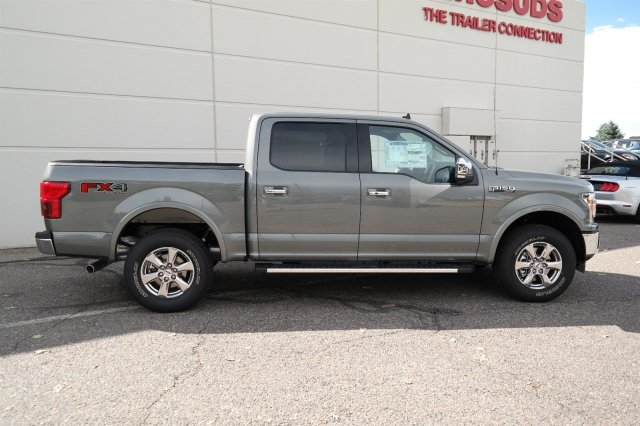 2019 F-150 SuperCrew Cab 4x4,  Pickup #00060731 - photo 3