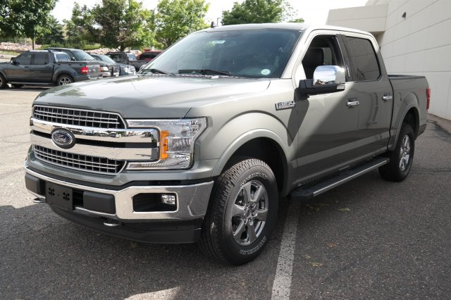 2019 F-150 SuperCrew Cab 4x4,  Pickup #00060731 - photo 7