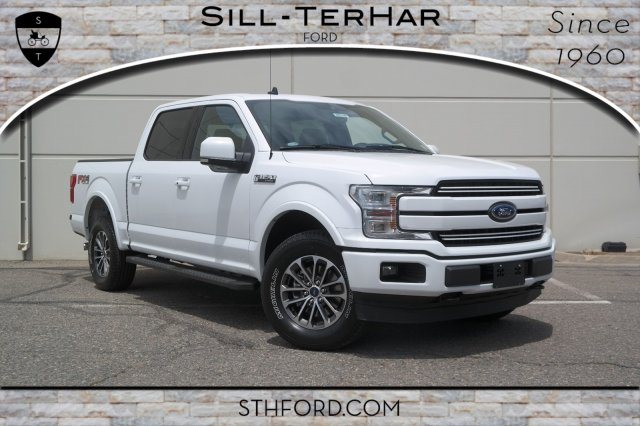 2019 F-150 SuperCrew Cab 4x4,  Pickup #00060749 - photo 1