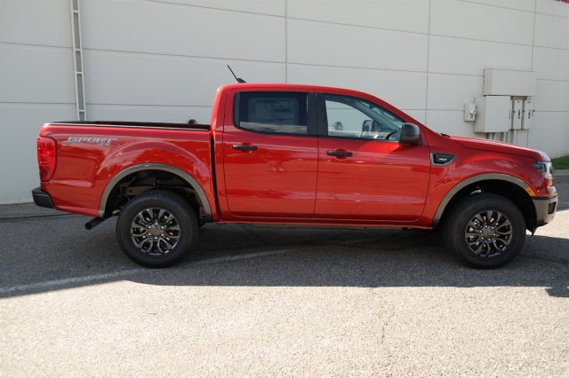 2019 Ranger SuperCrew Cab 4x4,  Pickup #00060760 - photo 3