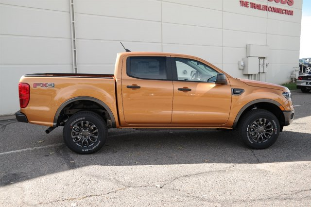 2019 Ranger SuperCrew Cab 4x4,  Pickup #00060775 - photo 3