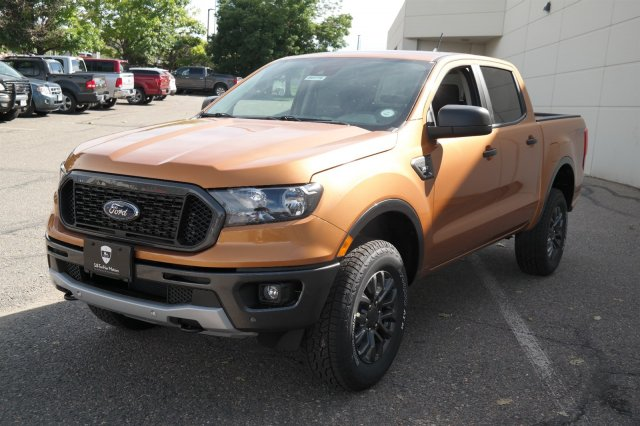 2019 Ranger SuperCrew Cab 4x4,  Pickup #00060775 - photo 7