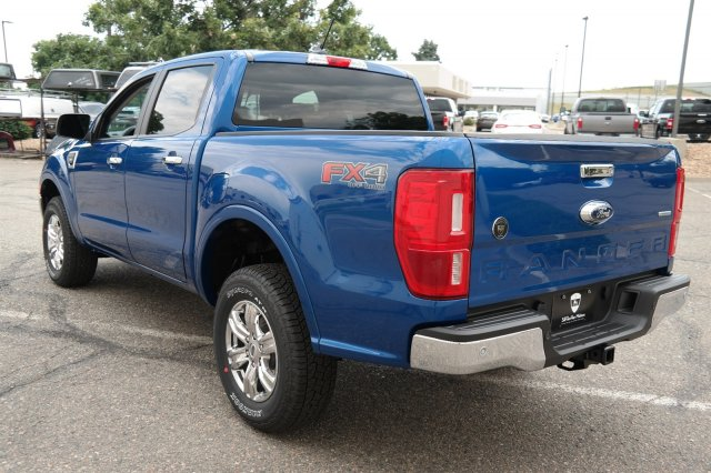 2019 Ranger SuperCrew Cab 4x4,  Pickup #00060801 - photo 5