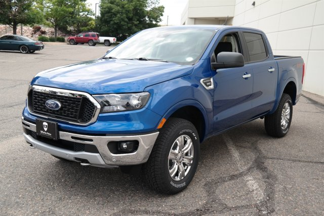 2019 Ranger SuperCrew Cab 4x4,  Pickup #00060801 - photo 7