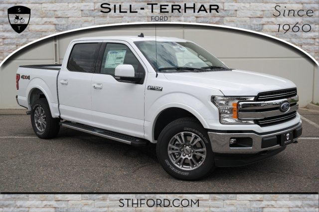 2019 F-150 SuperCrew Cab 4x4, Pickup #00060805 - photo 1