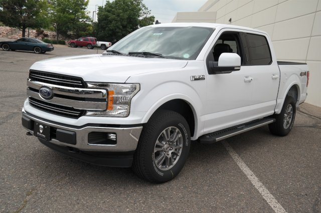 2019 F-150 SuperCrew Cab 4x4, Pickup #00060805 - photo 7