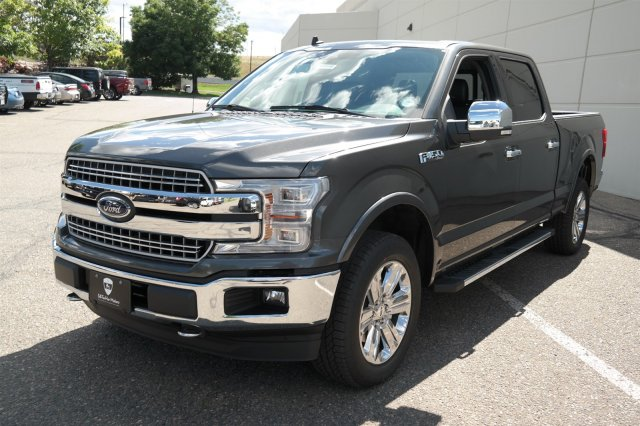 2019 F-150 SuperCrew Cab 4x4, Pickup #00060808 - photo 7