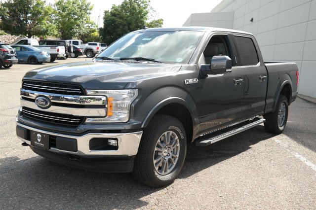 2019 F-150 SuperCrew Cab 4x4,  Pickup #00060809 - photo 7