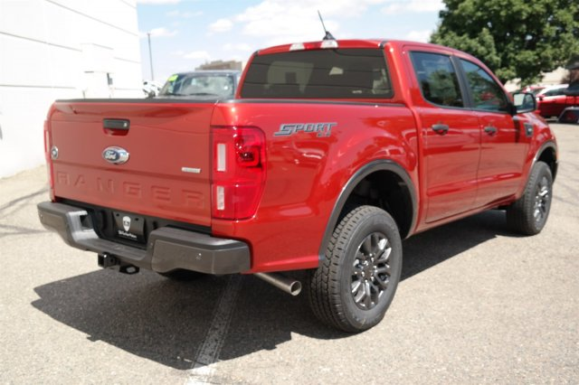 2019 Ranger SuperCrew Cab 4x4,  Pickup #00060952 - photo 2
