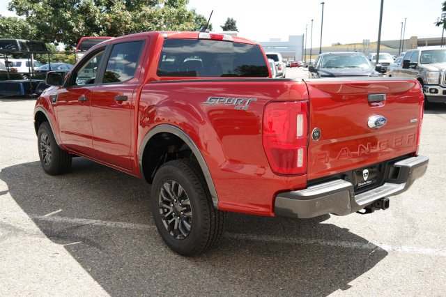 2019 Ranger SuperCrew Cab 4x4,  Pickup #00060952 - photo 5
