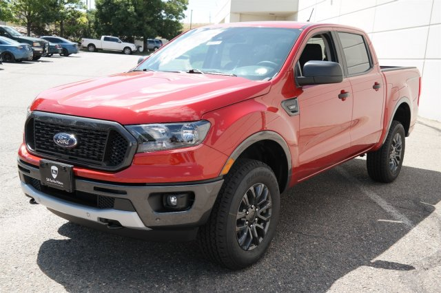 2019 Ranger SuperCrew Cab 4x4,  Pickup #00060952 - photo 7