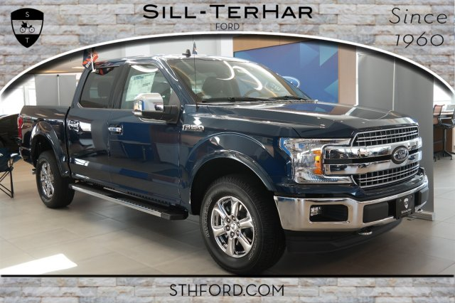 2019 F-150 SuperCrew Cab 4x4,  Pickup #00060960 - photo 1