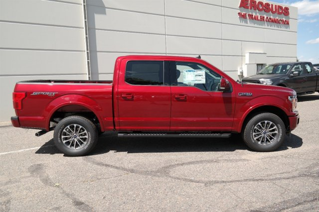 2019 F-150 SuperCrew Cab 4x4,  Pickup #00060962 - photo 3