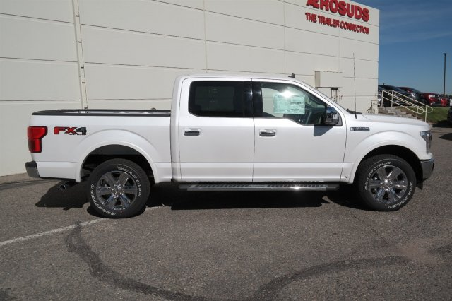 2019 F-150 SuperCrew Cab 4x4, Pickup #00060968 - photo 3