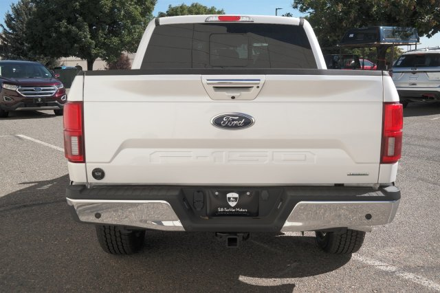 2019 F-150 SuperCrew Cab 4x4, Pickup #00060968 - photo 4