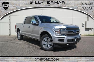 2019 F-150 SuperCrew Cab 4x4,  Pickup #00060975 - photo 1