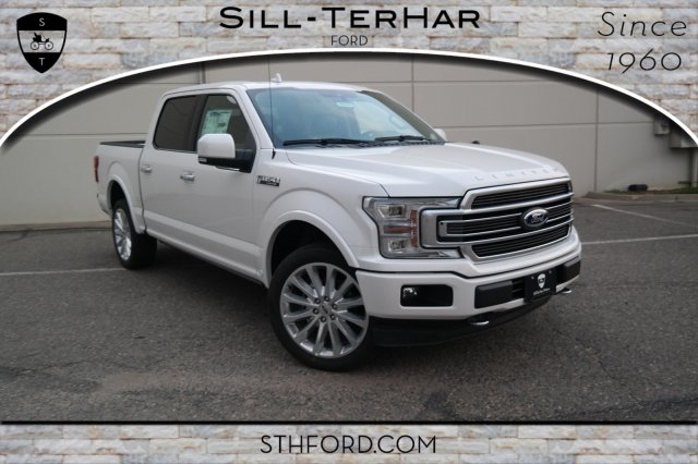 2019 F-150 SuperCrew Cab 4x4, Pickup #00060994 - photo 1