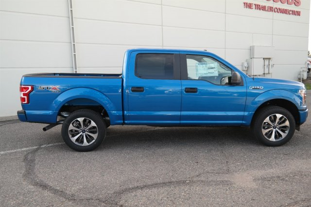 2019 F-150 SuperCrew Cab 4x4, Pickup #00060995 - photo 3