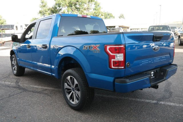 2019 F-150 SuperCrew Cab 4x4, Pickup #00060995 - photo 5