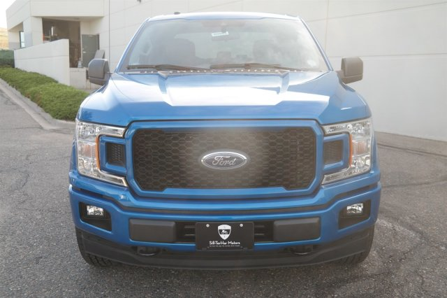 2019 F-150 SuperCrew Cab 4x4, Pickup #00060995 - photo 8