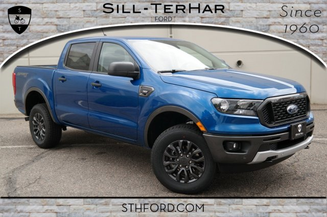 2019 Ranger SuperCrew Cab 4x4, Pickup #00061000 - photo 1