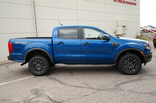 2019 Ranger SuperCrew Cab 4x4,  Pickup #00061000 - photo 3