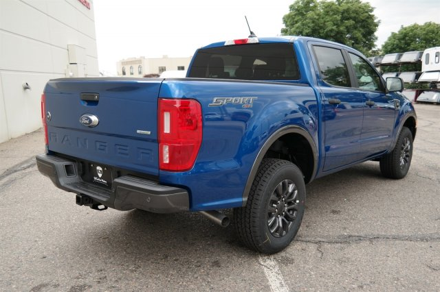 2019 Ranger SuperCrew Cab 4x4,  Pickup #00061000 - photo 2
