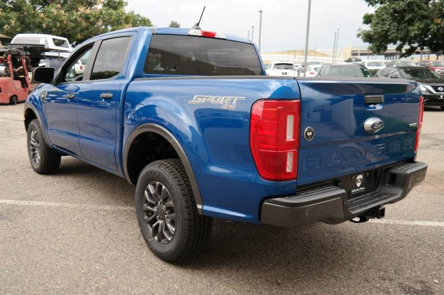 2019 Ranger SuperCrew Cab 4x4, Pickup #00061000 - photo 5