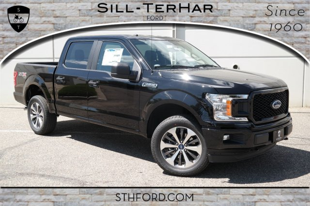 2019 F-150 SuperCrew Cab 4x4,  Pickup #00061015 - photo 1