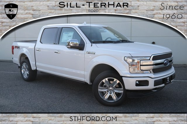 2019 F-150 SuperCrew Cab 4x4,  Pickup #00061018 - photo 1