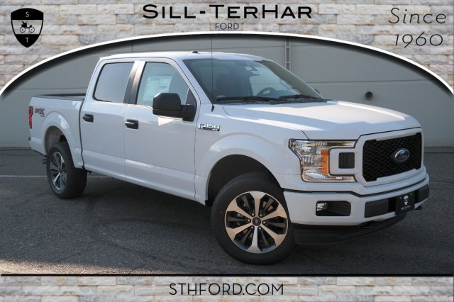 2019 F-150 SuperCrew Cab 4x4, Pickup #00061019 - photo 1