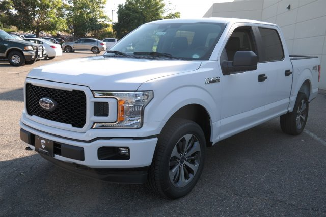 2019 F-150 SuperCrew Cab 4x4, Pickup #00061019 - photo 7