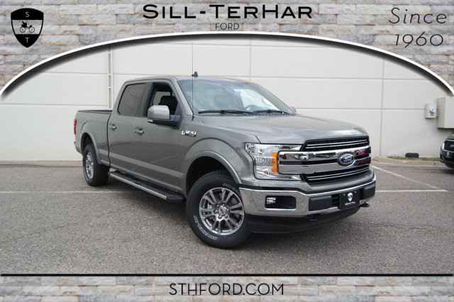 2019 F-150 SuperCrew Cab 4x4, Pickup #00061031 - photo 1