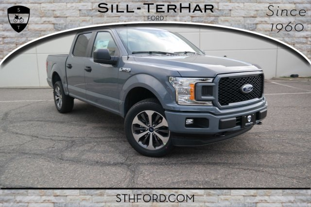 2019 F-150 SuperCrew Cab 4x4, Pickup #00061034 - photo 1