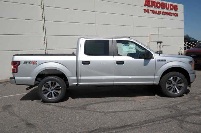 2019 F-150 SuperCrew Cab 4x4,  Pickup #00061035 - photo 3