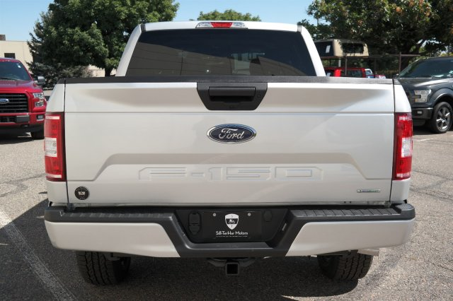 2019 F-150 SuperCrew Cab 4x4,  Pickup #00061035 - photo 4