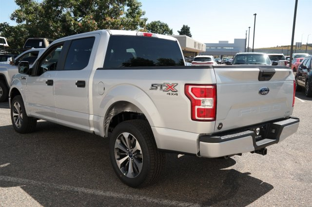 2019 F-150 SuperCrew Cab 4x4, Pickup #00061035 - photo 5