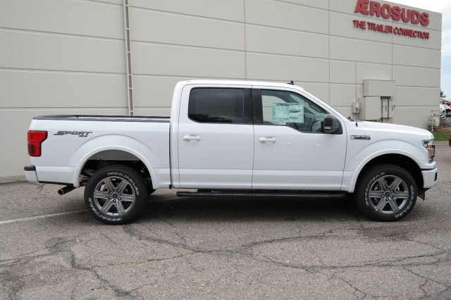 2019 F-150 SuperCrew Cab 4x4,  Pickup #00061050 - photo 3