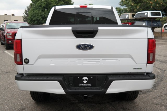 2019 F-150 SuperCrew Cab 4x4,  Pickup #00061050 - photo 4