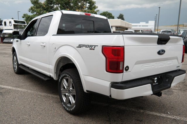 2019 F-150 SuperCrew Cab 4x4,  Pickup #00061050 - photo 5