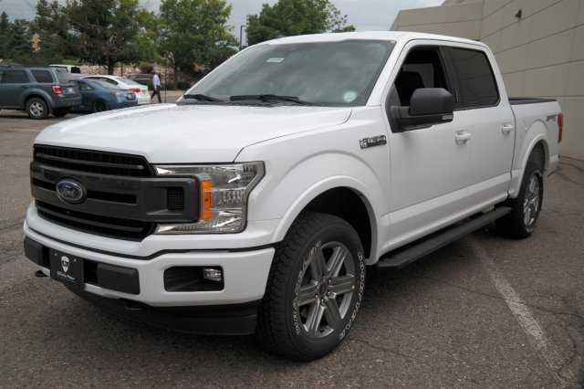 2019 F-150 SuperCrew Cab 4x4,  Pickup #00061050 - photo 7