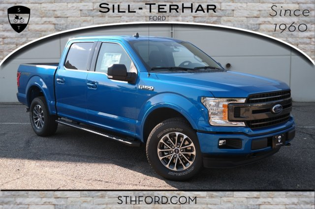 2019 F-150 SuperCrew Cab 4x4, Pickup #00061055 - photo 1